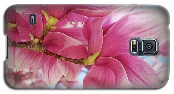 Misty Magnolia Galaxy S5 Case