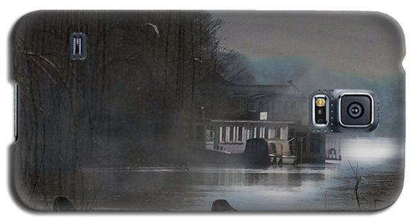 Misty Moonlight Galaxy S5 Case