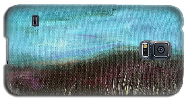 Misty Moors Galaxy S5 Case by Donna Blackhall