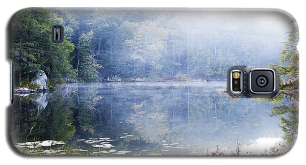 Misty Morning At John Burroughs #1 Galaxy S5 Case