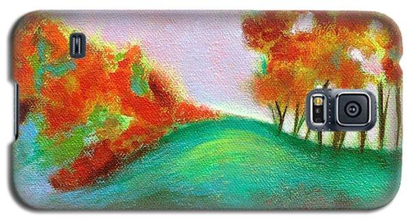Misty Morning Galaxy S5 Case by Elizabeth Fontaine-Barr