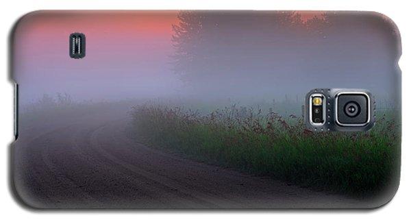 Misty Mornings Galaxy S5 Case