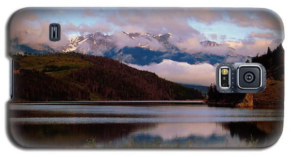 Misty Mountain Morning Galaxy S5 Case by Karen Shackles