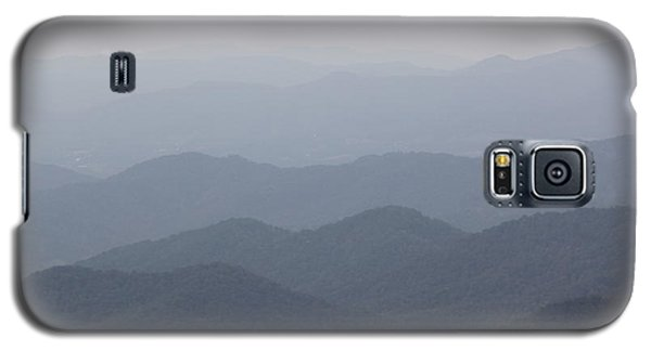Misty Mountains Galaxy S5 Case