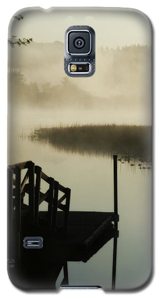 Misty Oregon Morning Galaxy S5 Case