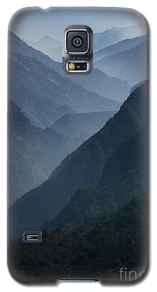 Misty Peaks Galaxy S5 Case