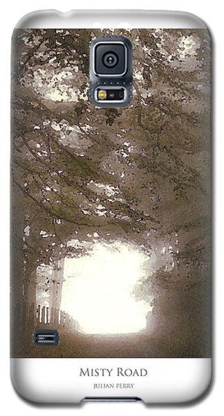 Misty Road Galaxy S5 Case