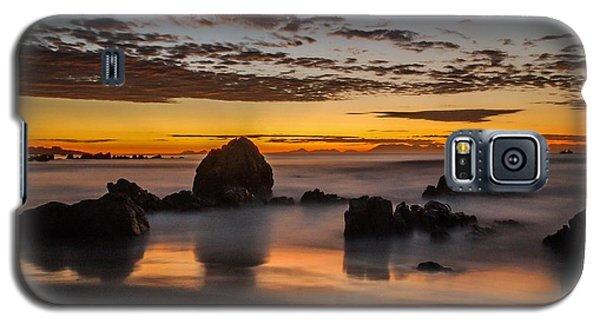 Misty Seascape Galaxy S5 Case