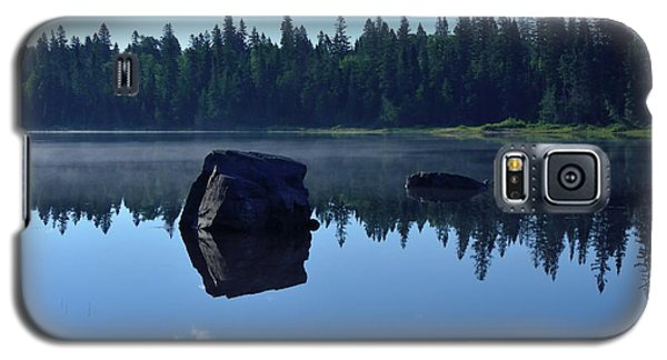 Misty Summer Morning Galaxy S5 Case