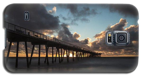 Misty Sunset Galaxy S5 Case