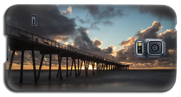 Misty Sunset Galaxy S5 Case by Ed Clark