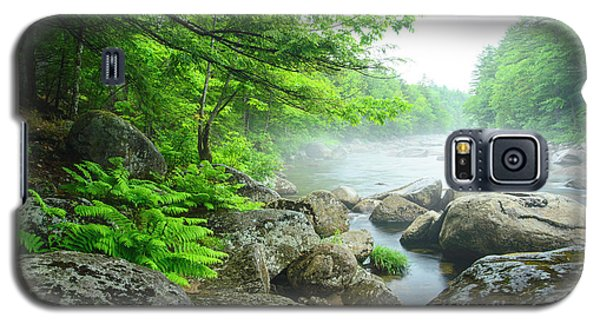 Misty Waters Galaxy S5 Case