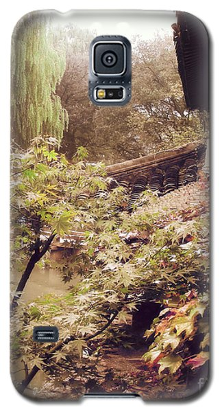 Misty Willows Galaxy S5 Case by Ivy Ho