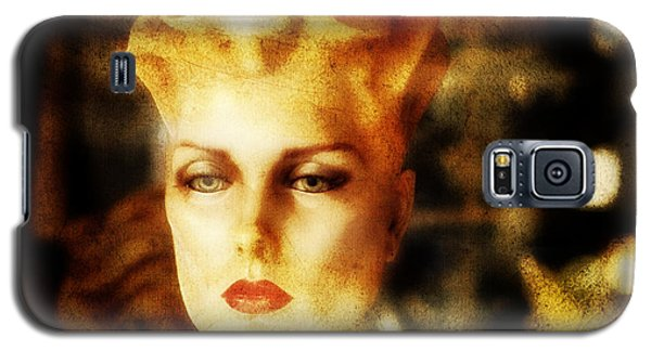 Misty Woman Galaxy S5 Case