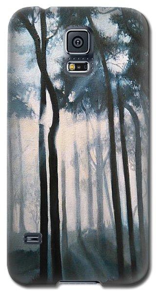 Misty Woods Galaxy S5 Case