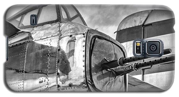 Mitchell Tail Guns Galaxy S5 Case