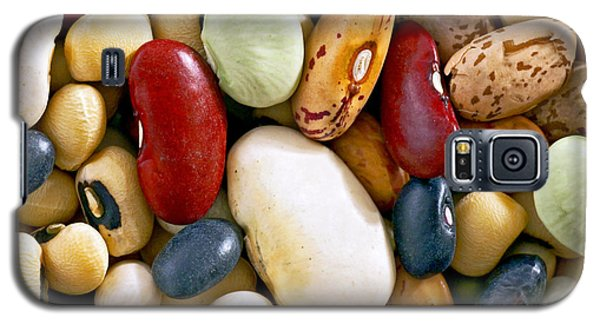 Galaxy S5 Case featuring the photograph Mixed Beans by Craig B