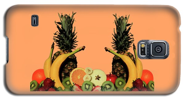 Galaxy S5 Case featuring the photograph Mixed Fruits by Shane Bechler