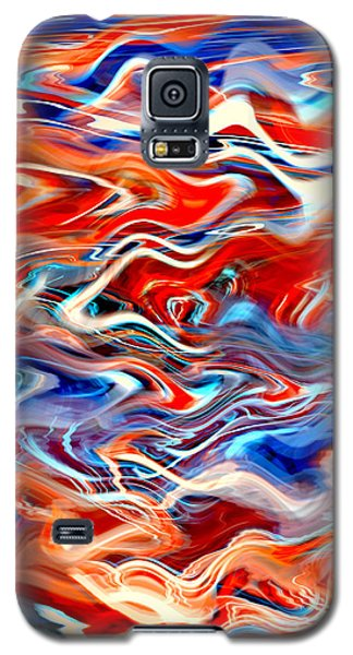 Galaxy S5 Case featuring the photograph Mixed Signals by Kellice Swaggerty