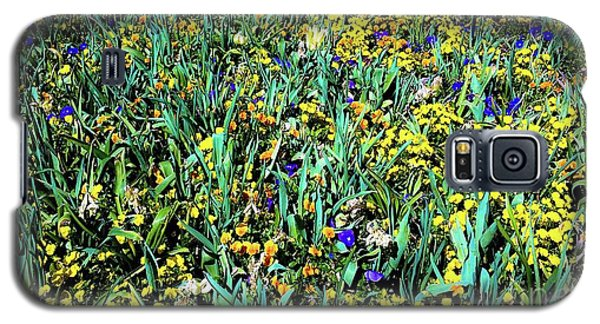 Mixed Wildflowers In Texas Galaxy S5 Case