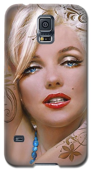Mm 127 Deco Galaxy S5 Case