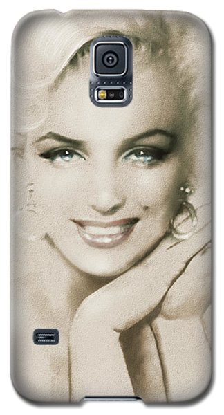 Mm 133 Sepia Galaxy S5 Case