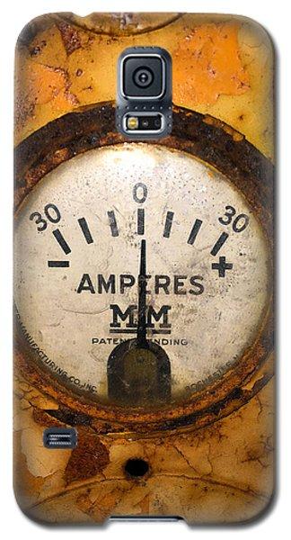 Mm Amperes Gauge Galaxy S5 Case