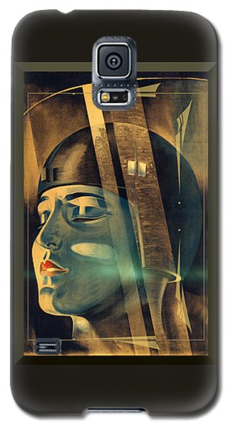 Metropolis Maria Transformation Galaxy S5 Case
