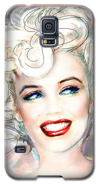 Mmother Of Pearl P Galaxy S5 Case