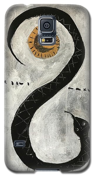 Mmxvii Life And Immortality No 10  Galaxy S5 Case
