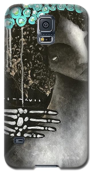 Mmxvii Life And Immortality No 5 Galaxy S5 Case