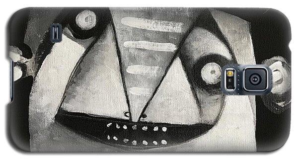 Mmxvii Masks For Despair No 3  Galaxy S5 Case