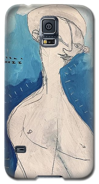 Mmxvii Saints No 1  Galaxy S5 Case