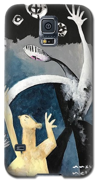 Mmxvii The Ascension No. 2  Galaxy S5 Case