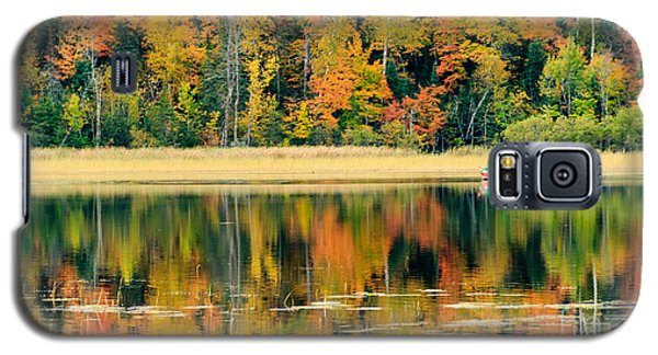 Mn Fall Fishing Galaxy S5 Case