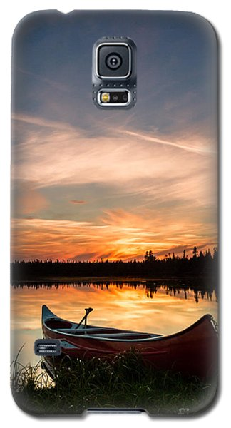 Mn Sunset 4 Galaxy S5 Case