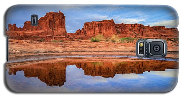 Moab Reflections Galaxy S5 Case