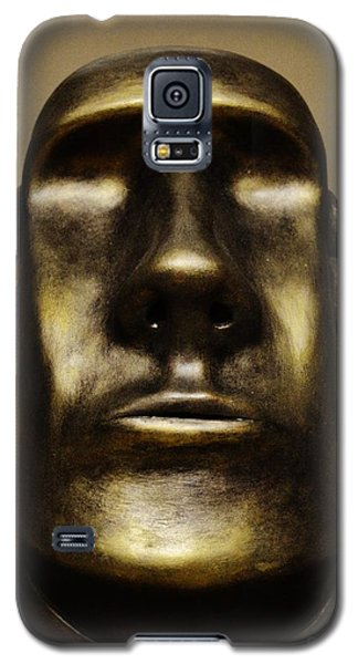 Moai Galaxy S5 Case