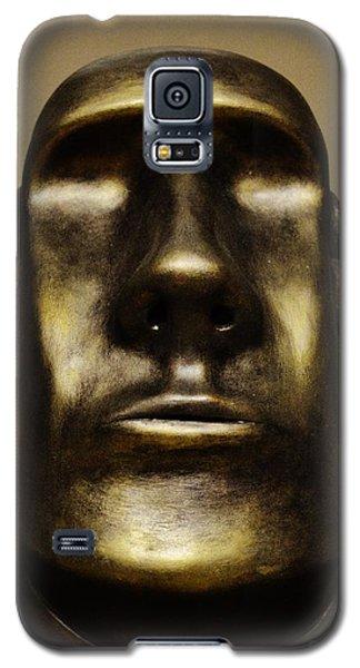 Moai Galaxy S5 Case