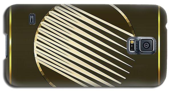 Mocha 1 - Chuck Staley Galaxy S5 Case by Chuck Staley