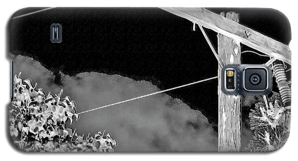 Mockingbird On A Wire Galaxy S5 Case