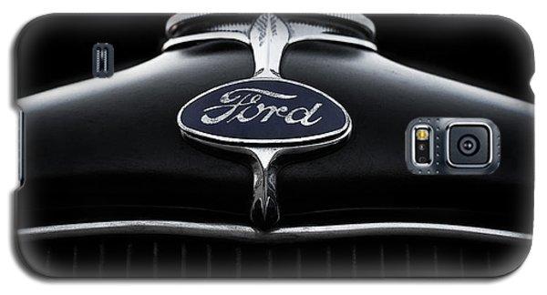 Model A Ford Galaxy S5 Case by Douglas Pittman