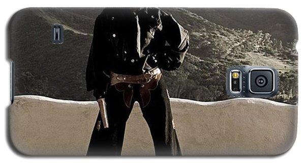 Professional Galaxy S5 Case - Model Carly Carpenter As The #zanegrey by Sad Hill - Bizarre Los Angeles Archive
