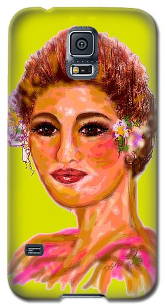 Model Mode Galaxy S5 Case by Desline Vitto