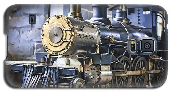 Model Train Galaxy S5 Case by Scott Hansen