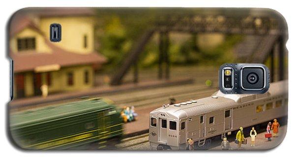 Model Trains Galaxy S5 Case