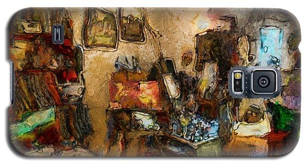 Modern Art Studio Galaxy S5 Case