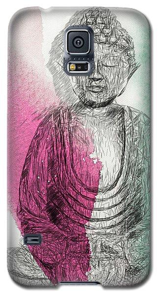 Modern Buddha Galaxy S5 Case