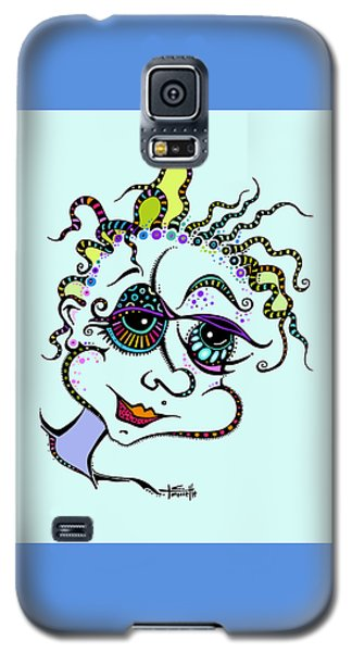 Modern Day Medusa Galaxy S5 Case by Tanielle Childers