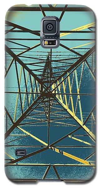 Modern Pyramid Galaxy S5 Case